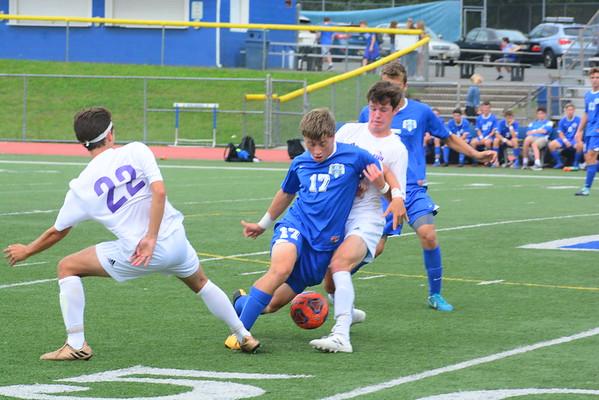 RFH vs Holmdel Boys Soccer 2017