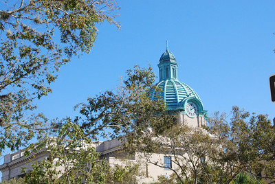 A beautiful Florida fall afternoon in DeLand.