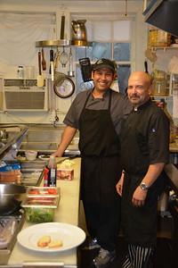 Carlos & Fred....great team!