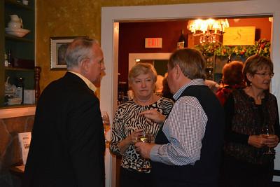 ...Bill, Bonnie & Bob share some time.