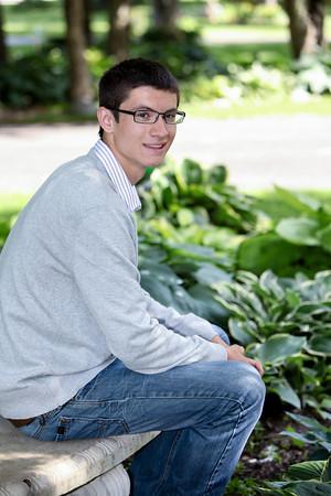 James Senior Photo Proofs