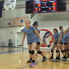 A few seconds from Cactus JV Volleyball vs Thunderbird- Game 2 -  9-11-12