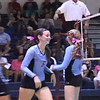 Cactus Varsity Volleyball vs Moon Valley - Game 3 - 8-29-12
