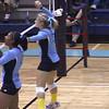 Cactus Varsity Volleyball vs Peoria - Game 4   -  9-5-12