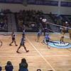 Cactus Varsity Volleyball vs Peoria - Game 3   -  9-5-12