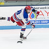 Boys Varsity Hockey: Gloucester defeated Tewksbury 4-2 in, in the Division 2 North quarter final game, at the Chelmsford Forum on March 5, 2016, in Chelmsford,  Massachusetts