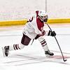 Boys Varsity Hockey - Woburn defeated Arlington 4-2 on January 2, 2021, at the Ed Burns Arena in Arlington, Massachusetts.