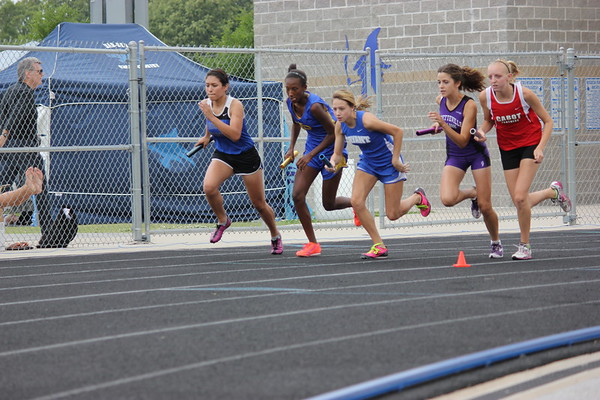 AR HIgh School 7A Track State Championship