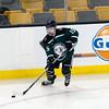 Girls Varsity Hockey: Austin Prep defeated Arlington Catholic 1-0 in the MIAA Girls Division 1 State Championship, at the TD Garden on March 20, 2016, in Boston,  Massachusetts