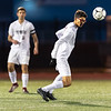 Boys Varsity Soccer: MIAA D2 North Final - Arlington defeated Masconomet 2-0 on November 12, 2018 at Manning Field in Lynn, Massachusetts.