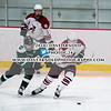 Boys Varsity Hockey: Arlington defeated Austin Prep 3-2 on January 17, 2018, at Ed Burns Arena in Arlington, Massachusetts.