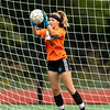 Girls Varsity Soccer: Austin Prep defeated St. Mary's (Lynn) 3-1 on September 19, 2018 at Austin Prep in Reading, Massachusetts.