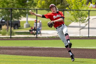 Salt Lake City, UT - Friday June 05, 2020: Boys Varsity Baseball. Judge Memorial at Juan Diego. Juan Diego High School. ©2020 Bryan Byerly