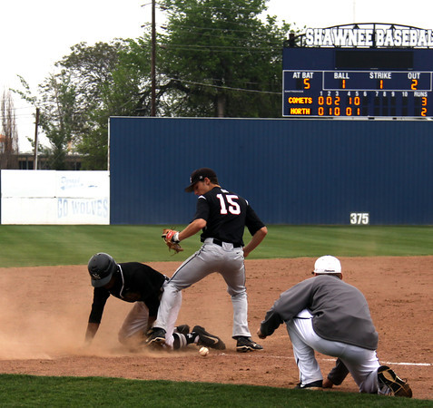 North basball v Bishop Kelly 2
