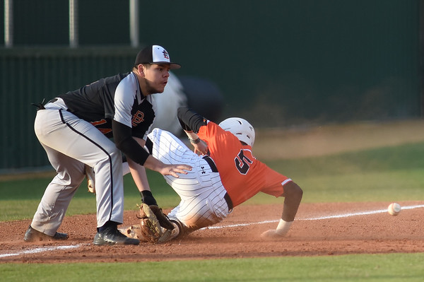 NHS Baseball v Putnam City