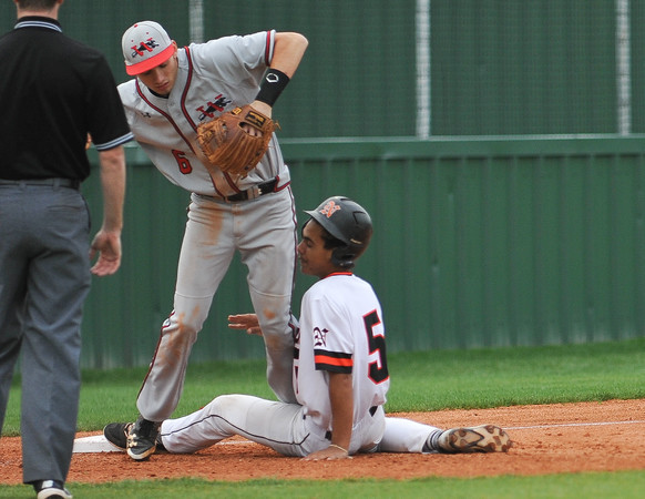 Norman High baseball vs Westmoore