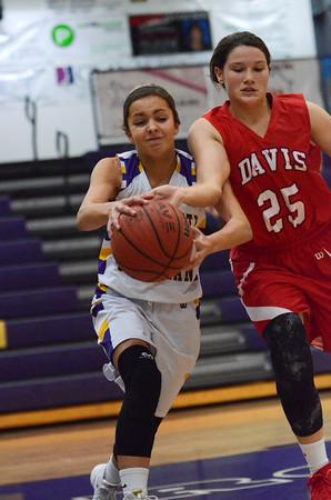 CCS vs Davis Girls Basketball