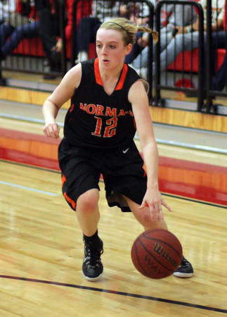 NHS girls basketball travels to Yukon
