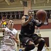 NN basketball travels to Edmond Mem
