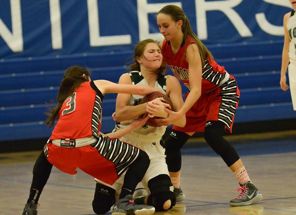 Norman North vs Westmoore Girls Basketball