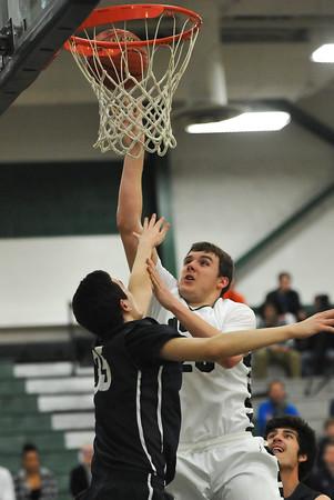 Norman North vs Ed North Basketball