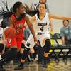 Norman north V Yukon girls basketball