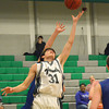 Norman North's Tye Neubauer (31) grabs a rebound during the Timberwolves' game against Deer Creek Thursday during the McGuiness Classic.<br /> Kyle Phillips/The Transcript