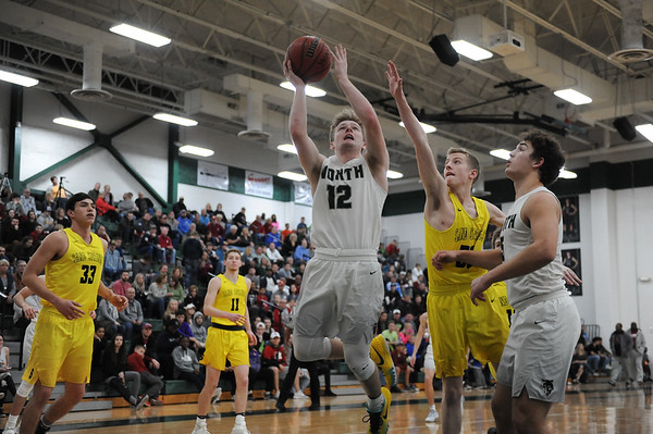 Norman North v Sand Springs hoops