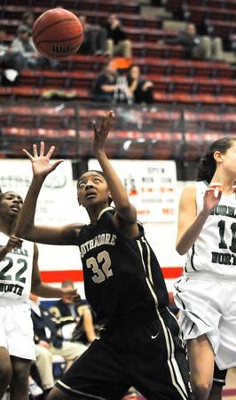 Norman North Girls basketball vs Southmoore