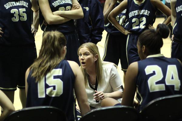 Coach talks
