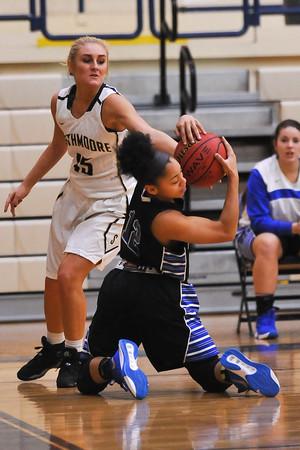 Southmoore Girl's Basketball vs Deer Creek