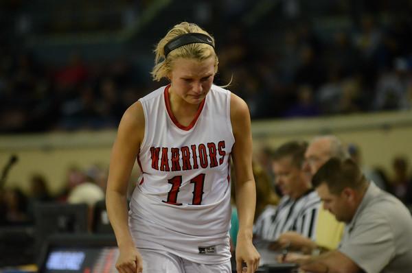 Washington Girls lose to Chisholm