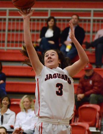 Westmoore girls basketball vs Mustang