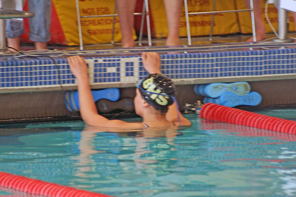Bentonville High - Conference Swim