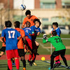 Boys Varsity Soccer: MIAA D2 North 1st Round - Beverly defeated Charlestown 2-1 on November 6, 2019 at Beverly High School in Beverly, Massachusetts.