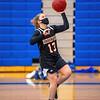 Girls Varsity Basketball: Kennebunk defeated Biddeford 42-34 on February 23, 2021 at Kennebunk High School in Kennebunk, Maine