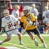 Boys Varsity Lacrosse: MIAA D3 North Semifinal - Newburyport defeated Bishop Fenwick on June 23, 2021 at ANewburyport High School in Newburyport, Massachusetts.
