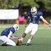Varsity Football: St. John's Prep defeated BC High 35-17 on October 15, 2016, at St. John's Prep in Danvers, Massachusetts.
