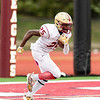 JV Football: BC High defeated St. John's Prep 8-7 on October 15, 2018 at BC High in Dorchester, Massachusetts.