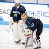 Boys Varsity Hockey: Malden Catholic defeated BC High 4-3, in overtime, on January 23, 2020 at UMass-Boston in Boston, Massachusetts.