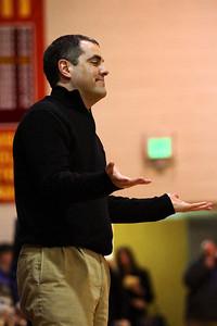 Judge Memorial BB vs Juan Diego 1-15-2013. Coach Dan Del Porto