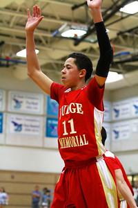 Judge Memorial BB vs Juan Diego 1-29-2013. Terrell Young (11)