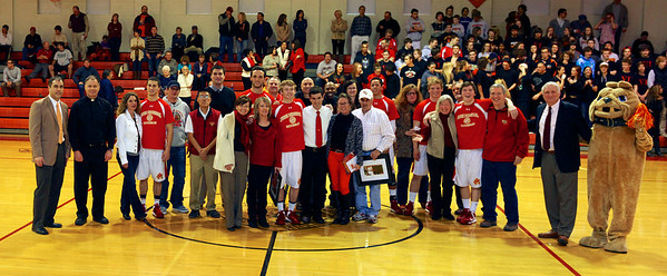 Judge Memorial BB vs Union 2-1-2013.