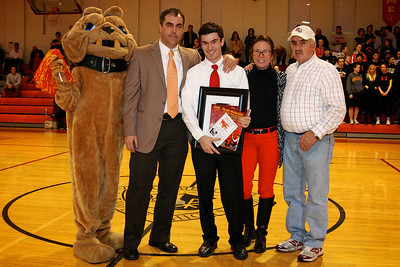Judge Memorial BB vs Union 2-1-2013. Louis Franciose & Family