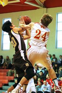 Judge Memorial BB vs Davis 12-31-2012. Joe Cremer (24)