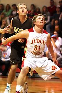 Judge Memorial BB vs Davis 12-31-2012. Patrick Neville (31)