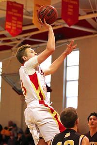 Judge Memorial BB vs Davis 12-31-2012. Tanner Riley (13)
