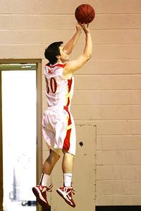 Judge Memorial BB vs Davis 12-31-2012. Sean Sloan (30)