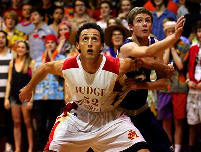 Judge Memorial BB vs Skyline 11-30-2012