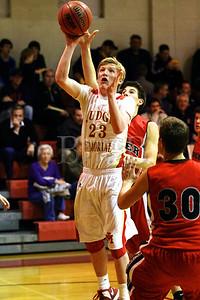 Judge Memorial Boy's Basketball vs Weber • 11-27-2013     30